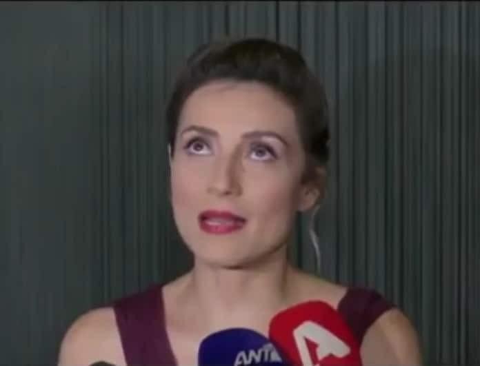 Ευδοκία Ρουμελιώτη: «Βράζει» με τον Γιώργο Κιμούλη! «Δεν πρόκειται να ξαναμιλήσω μαζί του» (Βίντεο)