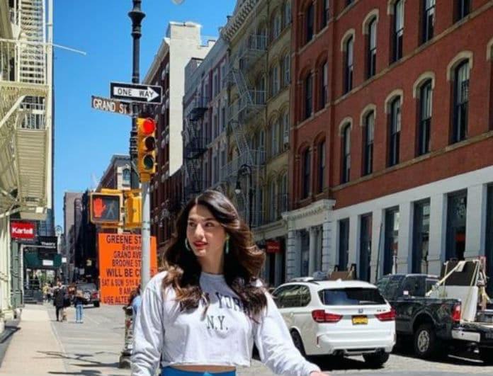 Ηλιάνα Παπαγεωργίου: To άψογο street look στους δρόμους της Νέας Υόρκης, που λατρέψαμε!