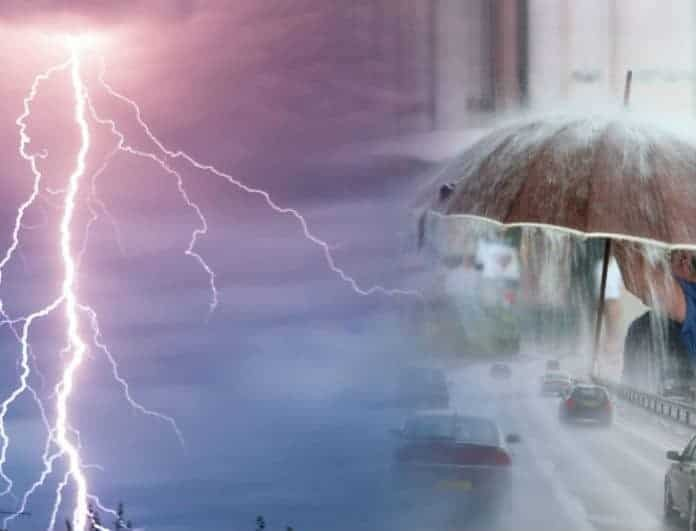 Έκτακτο δελτίο καιρού: Έρχονται βροχές μετά την κάλπη! Πού θα ρίξει καρέκλες;