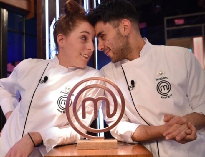 Master Chef: Ο μεγάλος τελικός! Σπυριδούλα ή Μανώλης; (Βίντεο)