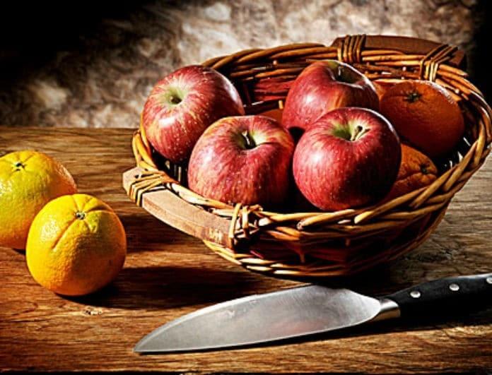 Μεγάλη προσοχή! 1 τόνος ακατάλληλα μήλα στην ελληνική αγορά!