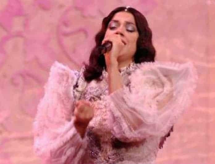 Eurovision: Η αποκάλυψη της Κατερίνας Ντούσκα για το πρόβλημα που αντιμετώπισε!
