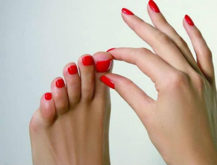 4+1 μυστικά για υγιή και γερά νύχια!