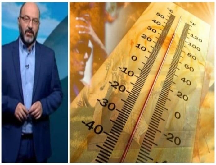 Καιρός από τον Σάκη Αρναούτογλου: Το καλοκαίρι έφτασε! Εκτινάσσεται ο υδράργυρος το Σαββατοκύριακο! (Βίντεο)