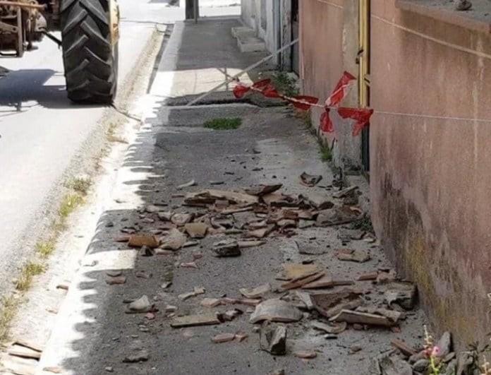 Βίντεο-σοκ από τον μεγάλο σεισμό στην Ηλεία!