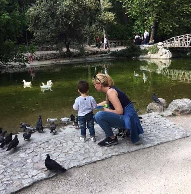 Σία Κοσιώνη: Η τρυφερή φωτογραφία με τον γιο της! Πόσο μεγάλωσε...