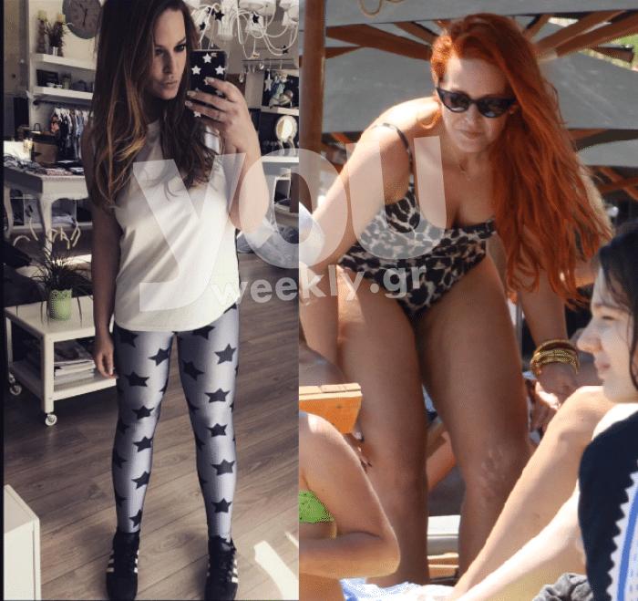 Σίσσυ Χρηστίδου: Πραγματικότητα VS ρετούς! Η αλήθεια πίσω από τα φίλτρα στις φωτογραφίες της!