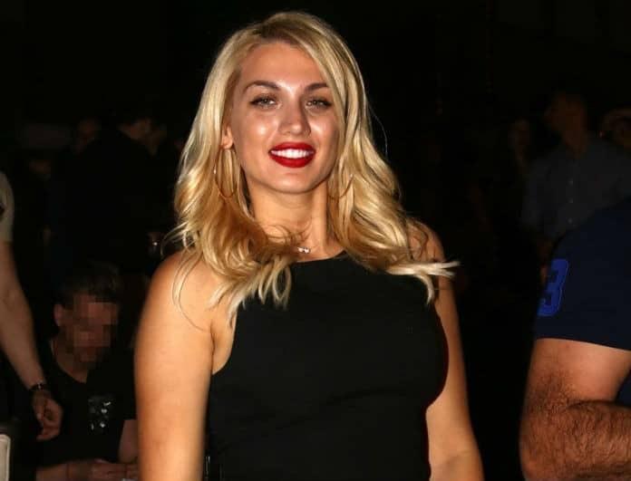 Κωνσταντίνα Σπυροπούλου: Η φωτογραφία χωρίς φίλτρα! Πως είναι πραγματικά η επιδερμίδα στο πρόσωπο της;