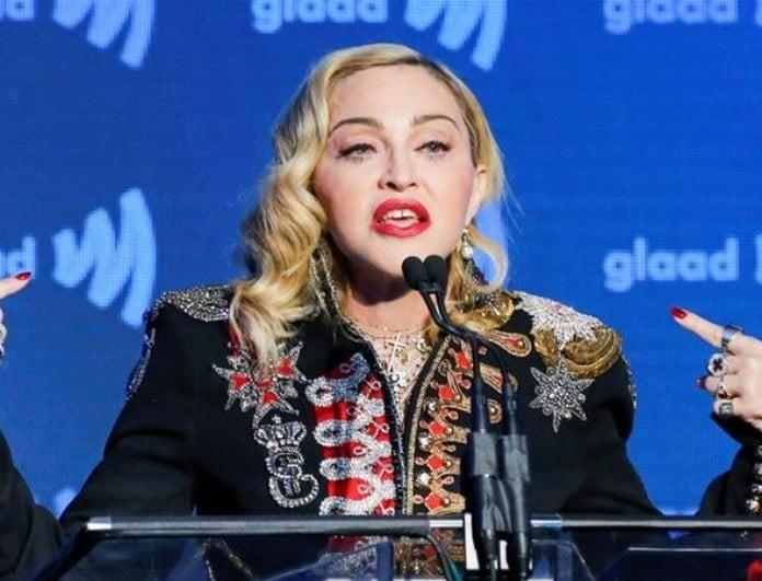 Eurovision: Στο Τελ Αβίβ η Μαντόνα! Tα πρώτα πλάνα και... οι παραξενιές της (Βίντεο)