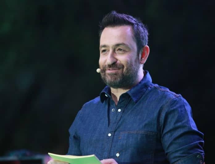 Θέμης Γεωργαντάς: Εξελίξεις με την εκπομπή του στον ΣΚΑΙ! Τι συνέβη;