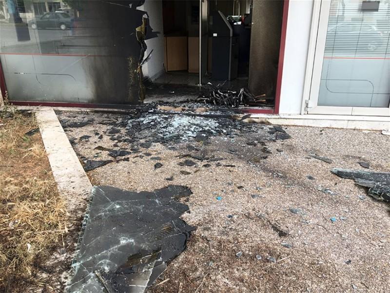 Συναγερμός στο Χαΐδάρι: Επίθεση σε τράπεζα με γκαζάκια!