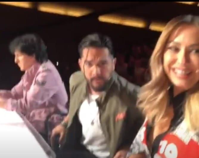 X-Factor: Τα πρώτα πλάνα από τα γυρίσματα του talent show (Βίντεο)