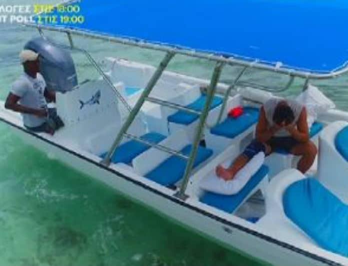 Survivor: Αποχώρησε παίκτης! Ξέσπασε σε κλάματα την ώρα που έλεγε το
