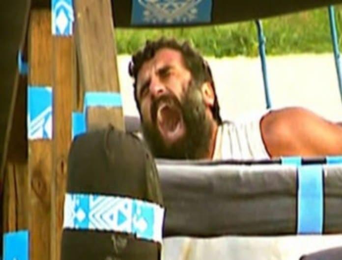 Survivor: Η προφητεία του Χικμέτ πριν τραυματιστεί! Λες και το γνώριζε! (Βίντεο)