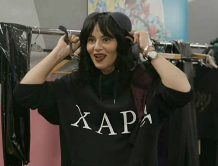 GNTM: Η Ζενεβιέβ Μαζαρί ξαναχτυπά! Το επικό βίντεο με την κόρη της!