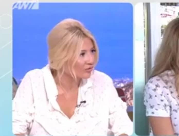 Γάμος-βόμβα στην ελληνική showbiz! Το ανακοίνωσε στον «αέρα» και κάγκελο η Σκορδά! (Bίντεο)