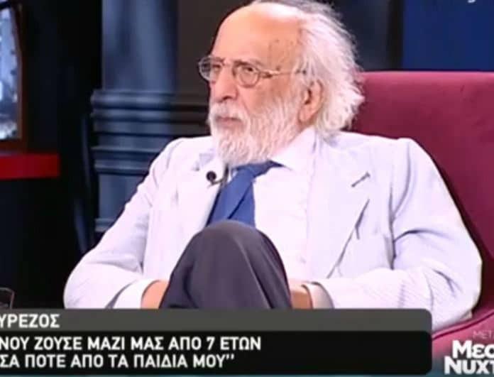 Αλέξανδρος Λυκουρέζος: Άδειασε δημόσια τη Μάρθα Κουτουμάνου! «Κακοποίησε την....»