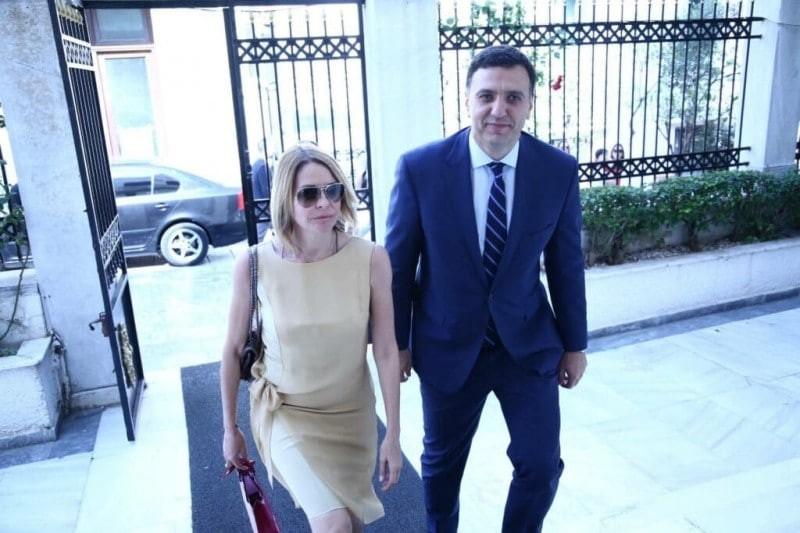 7db20143c0c Τζένη Μπαλατσινού: Το δώρο που δέχτηκε λίγο πριν το γάμο της! - News ...