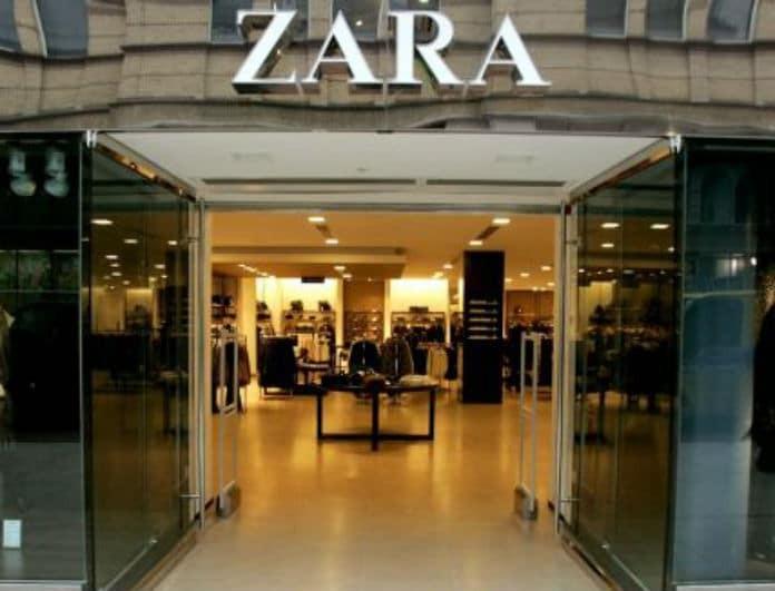 Zara: Το φούξια φόρεμα που μοιάζει με νυχτικό από την νέα συλλογή θα κάνει