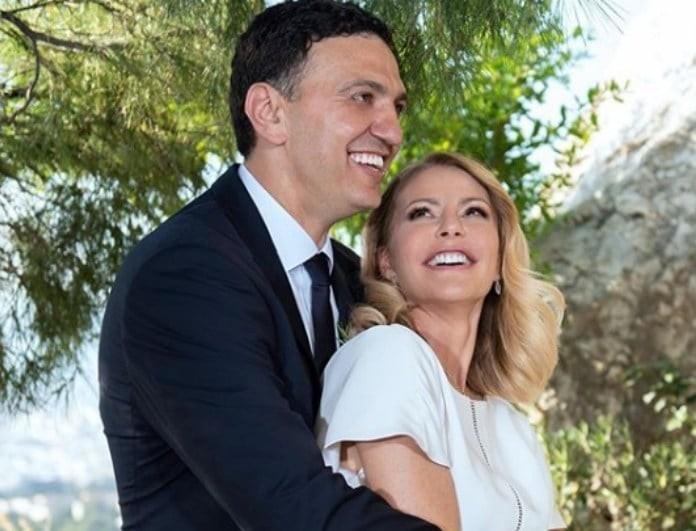 Γάμος Μπαλατσινού - Κικίλια: Λιώσαμε! Τα πρώτα τους μηνύματα μετά τα στέφανα!