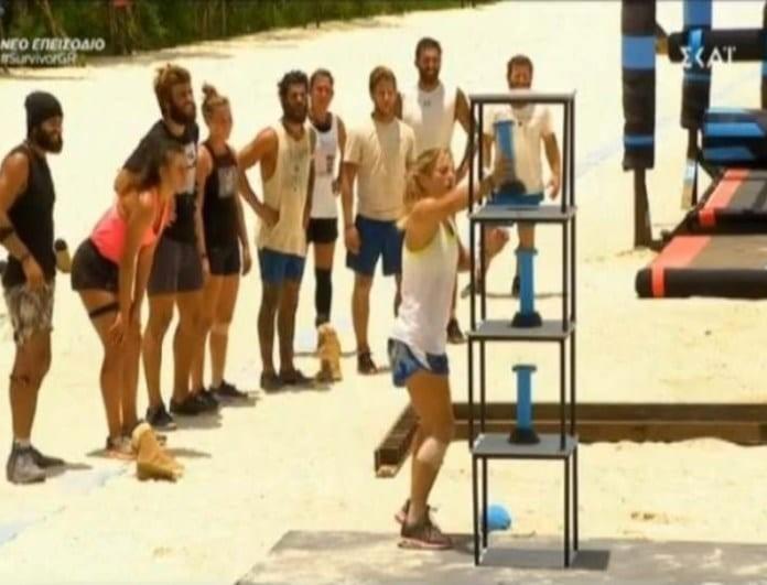 Survivor: «Τρελάθηκε» και έφυγε η Αφροδίτη! (Βίντεο)