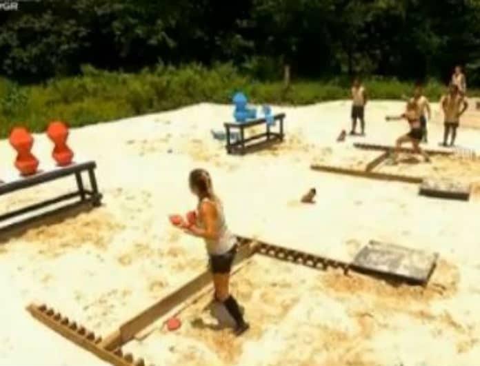 Survivor: Αυτή η ομάδα κέρδισε το πρώτο παιχνίδι για το οικογενειακό έπαθλο! (Βίντεο)