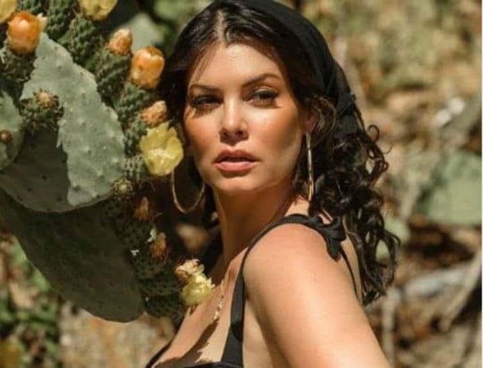"""Μαρία Κορινθίου: """"Τρελάθηκε"""" βλέποντας την Ισμήνη στην πρώτη της παράσταση! (Βίντεο)"""