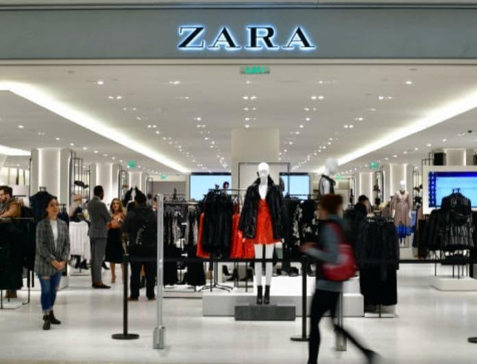 Zara: Το λευκό τζιν παντελόνι των 20 ευρώ που θα φοράς όλο το καλοκαίρι!