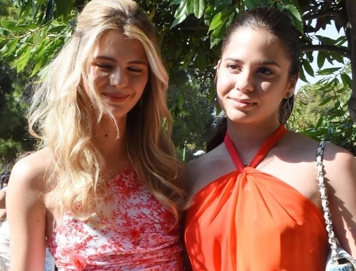 Γάμος Μπαλατσινού - Κικίλια: Κουκλάρες οι κόρες της Τζένης! Έκαναν τη διαφορά!