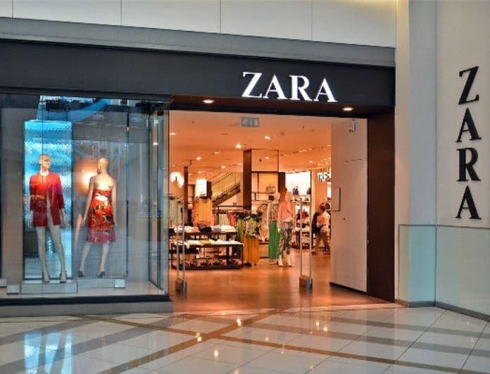 2355d8be533 Zara: Αυτό είναι το τζιν σορτσάκι που λαμπυρίζει κι έχει κάνει σκόνη ...