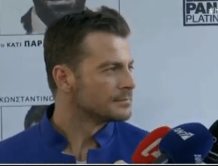 Γιώργος Αγγελόπουλος: Έξαλλος on camera! Η απάντηση όλο νόημα!