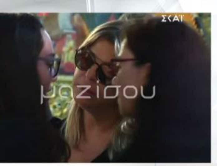 Κηδεία Πάνου Ζάρλα: Τραγική φιγούρα η μητέρα του λίγο πριν τον αποχαιρετήσει! (Βίντεο)