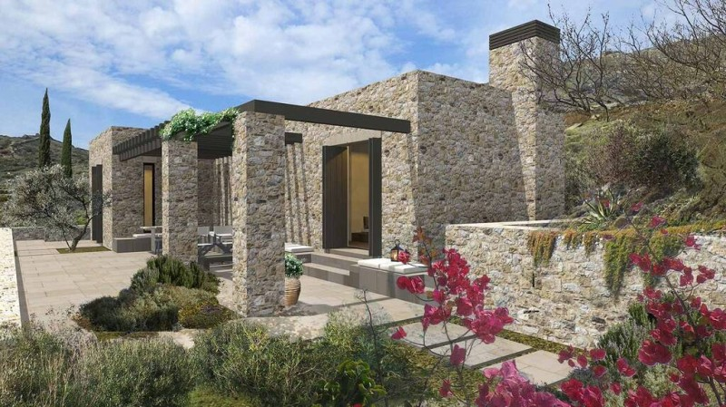 Ελένη Μενεγάκη: Φωτογραφίες από το ανακαινισμένο σπίτι της με τον Μάκη! Πισίνες, χλιδή και γήινα χρώματα!