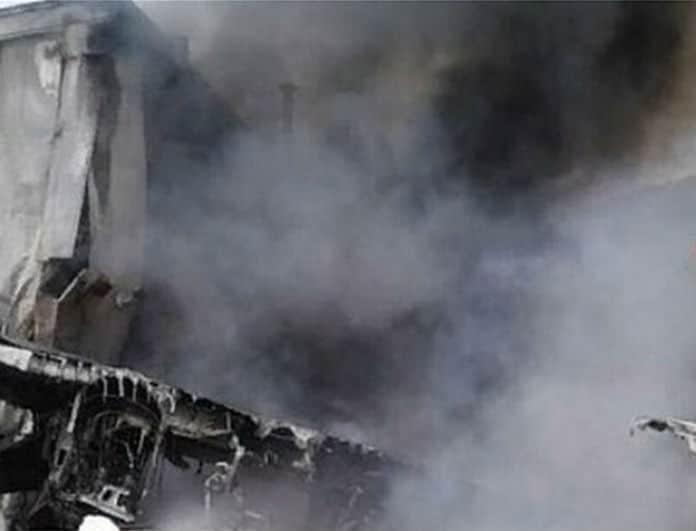Αεροπορικό δυστύχημα που σοκάρει! Δύο νεκροί και 19 τραυματίες!