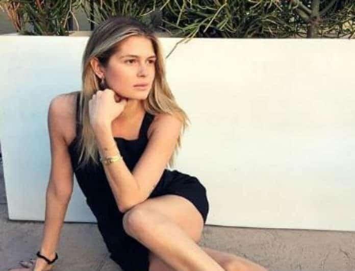 Αμαλία Κωστοπούλου: Η τρυφερή φωτογραφία με το σύντροφό της και η εξομολόγηση!