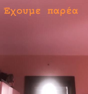 Βάσω Λασκαράκη: Τρόμος στο σπίτι της! Ήταν μαζί με την κόρη της! (Βίντεο)
