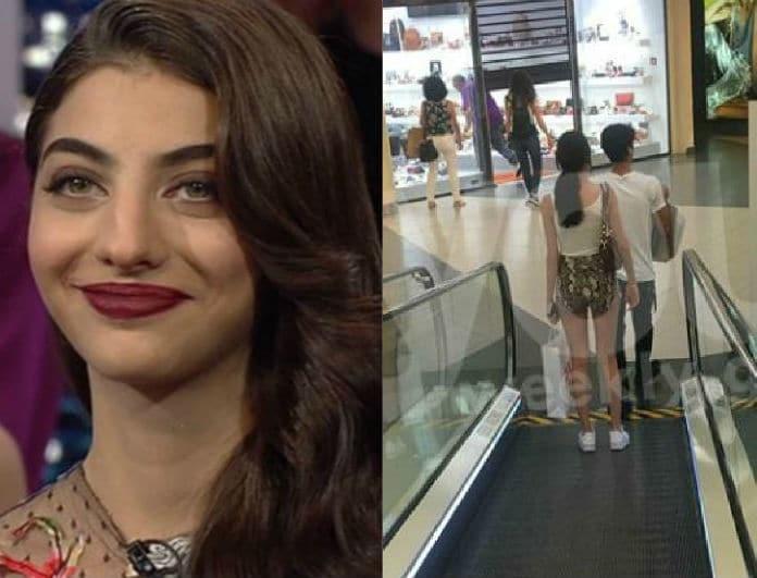 Ειρήνη Καζαριάν: Απομυθοποίηση τώρα! Με άφτιαχτο μαλλί και ανύπαρκτο σορτσάκι για ψώνια! Ντοκουμέντα!
