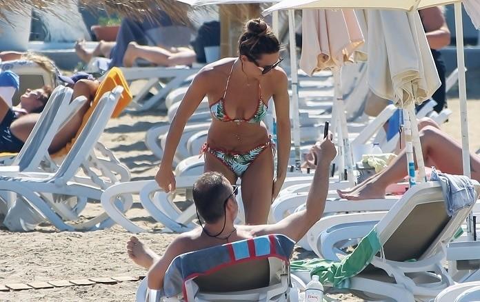Νικολέττα Καρρά: Ο άντρας που την κάνει να χαμογελά μετά τον χωρισμό! Φωτογραφίες - ντοκουμέντο!