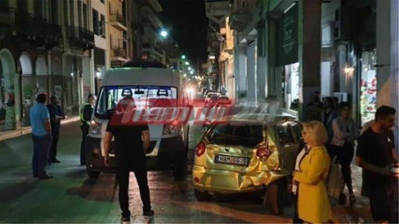 Τραγωδία στην Πάτρα: Σοκαριστικό βίντεο από το ακυβέρνητο λεωφορείο που παρασέρνει 5 αμάξια!