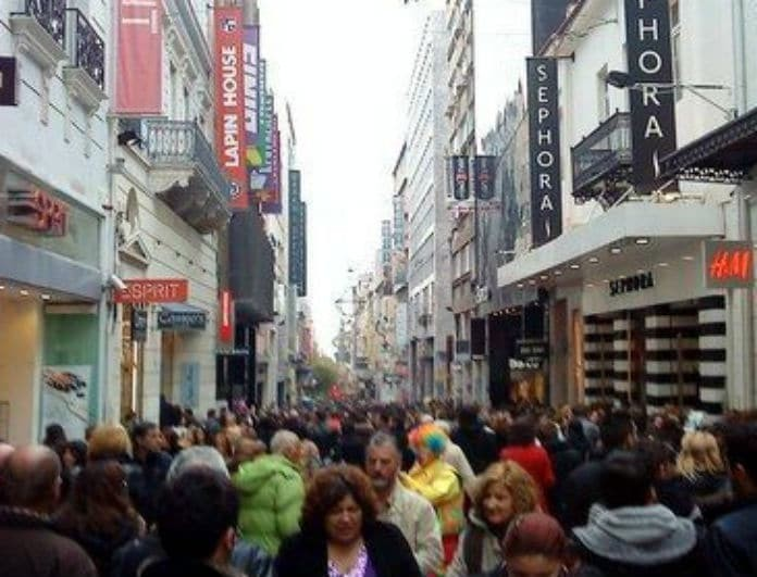 Αγίου Πνεύματος: Χαμός με τα καταστήματα! Σε ποιες περιοχές θα μείνουν κλειστά και σε ποιες όχι;