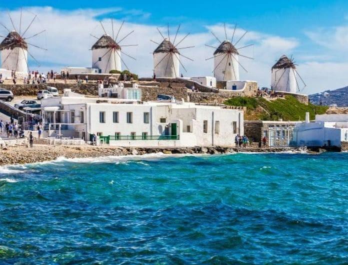 Προσφορά σοκ: Πετάξτε στο πιο μαγευτικό νησί της Ελλάδος μόνο με 9 ευρώ!