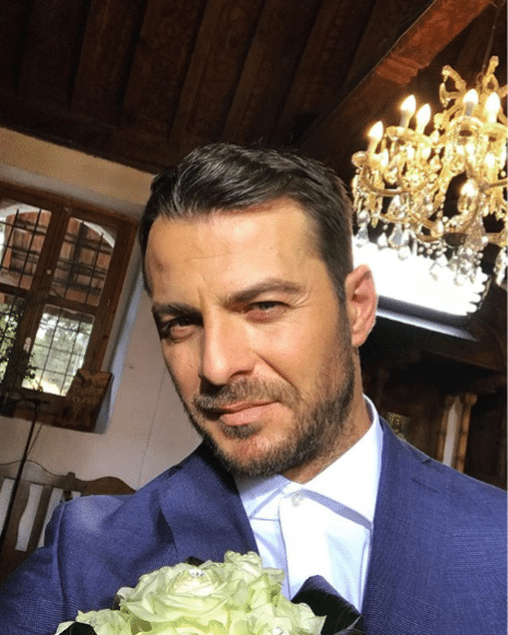 Ο Γιώργος Αγγελόπουλος παντρεύεται!
