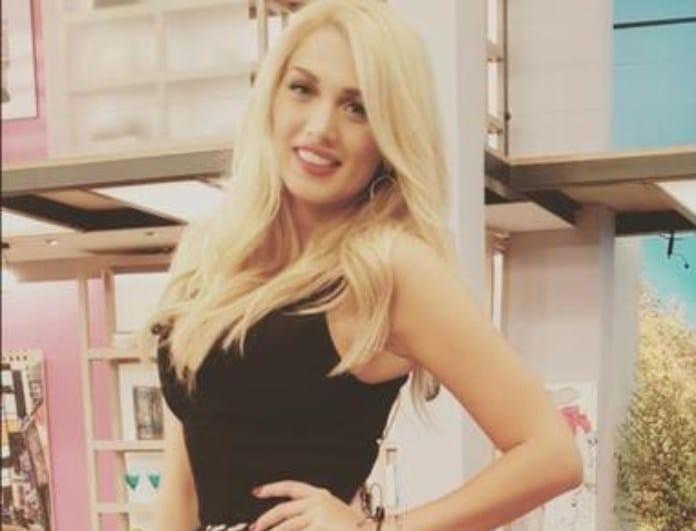 Κωνσταντίνα Σπυροπούλου: Η αποκάλυψη που δεν ήξερε κανείς! Τα δύο πρόσωπα που επέβαλλε στον AlphaTV!