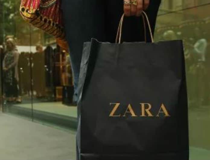 Zara: Αυτό είναι το