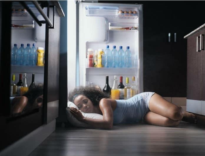 8 τρόποι για να μην ζεσταίνεσαι ενώ κοιμάσαι!