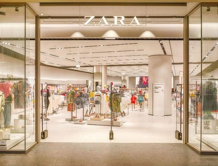 Zara: Το δερμάτινο πέδιλο με κοχύλια είναι το hot trend του καλοκαιριού και μυρίζει... θάλασσα!