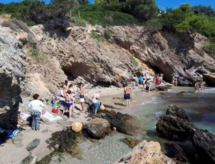 Τρόμος στο Πόρτο Ράφτη: Εκκενώνεται παραλία!