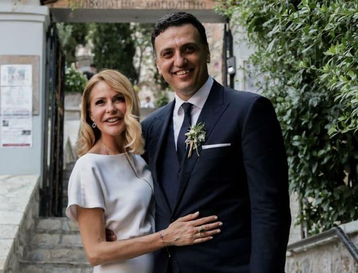 """Τζένη Μπαλατσινού - Βασίλης Κικίλιας: Αυτή είναι η φωτογραφία που """"πρόδωσε"""" τα πάντα! Ευχάριστα νέα για το ζευγάρι"""