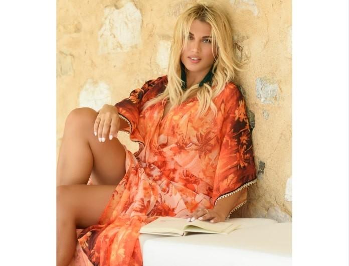 Αυτά τα φορέματα δεν αποχωρίζεται η... Queen Dina!