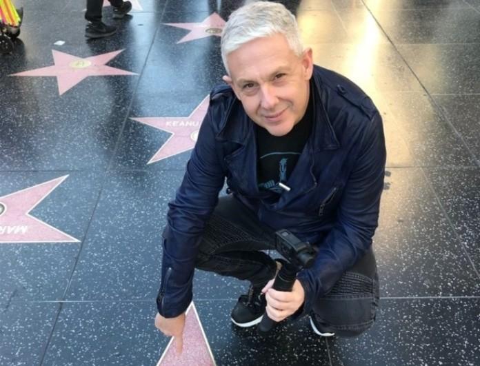 Εικόνες: Ο Τάσος Δούσης ταξιδεύει στο Λος Άντζελες! Το δεύτερο μέρος! (Βίντεο)